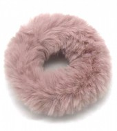S-B5.1 H414-002A Fluffy Scrunchie