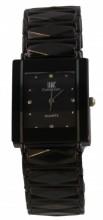 B-C10.2  Quartz Watch Metal 2.5x3cm Black
