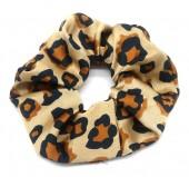 S-D3.1  H305-144B Srcunchie Leopard Brown