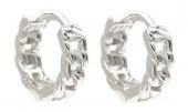 J-B10.4  SE104-584 925S Silver Earrings 10mmJ-B10.4  SE104-584 925S Silver Earrings 10mm