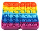 T-P4.1  T2106-003 Pop It Rainbow - Square