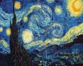 Y-C6.2 GM0018 Diamond Painting Set v. Gogh 50x40cm