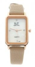 A-C20.5 W523-067 Quartz Watch 28x22mm Brown