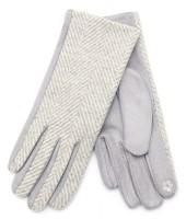 R-D7.2  GLOVE403-096D Gloves Grey