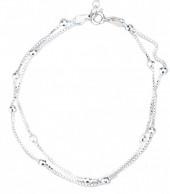 G-B8.1 B103-038 925 Sterling Silver Bracelet Layers