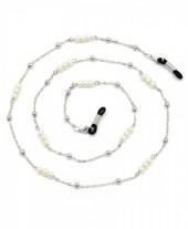 B-D18.5 GL397 Sunglass Chain with Pearls