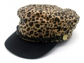 Y-F6.4 HAT503-001C Sailor Cap Animal Print