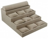 Z-F4.2 PK424-103 Display with 12 Cushions and 1 Roll 32.5x27x13cm