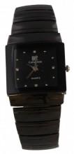 G-C23.5 Quartz Watch Metal 3x2.5cm Black