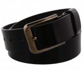 S-B7.1 Grain Leather Belt 3.3x120cm Adjustable 101-111cm
