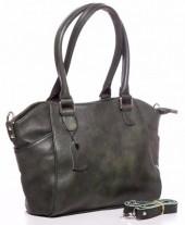 Q-E5.1  BAG-788 Luxury Leather Bag 39x24x10cm Green