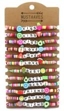 S-G7.4 B2135-007 Bracelet Set with 12 Bracelets