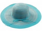 Q-B7.1 HAT504-001C Hat Mixed Colors Blue