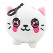 Z-F5.1 TOY308-001D Plush Squishy Cat M
