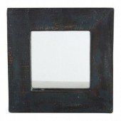 R-A3.2 Small Mirror in Rustlook Wooden Frame  15.5x15.5x1.5cm