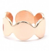 E-B19.1 R2019-004S Metal Ring Adjustable Rose Gold
