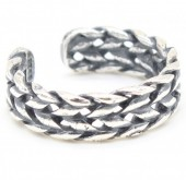 E-D4.5 SR103-099 Ring 925 Sterling Silver Chain