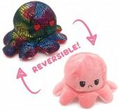 T-P8.2 T2109-001 Reversible Octopus 20cm - Shiny 60gram - 1pc